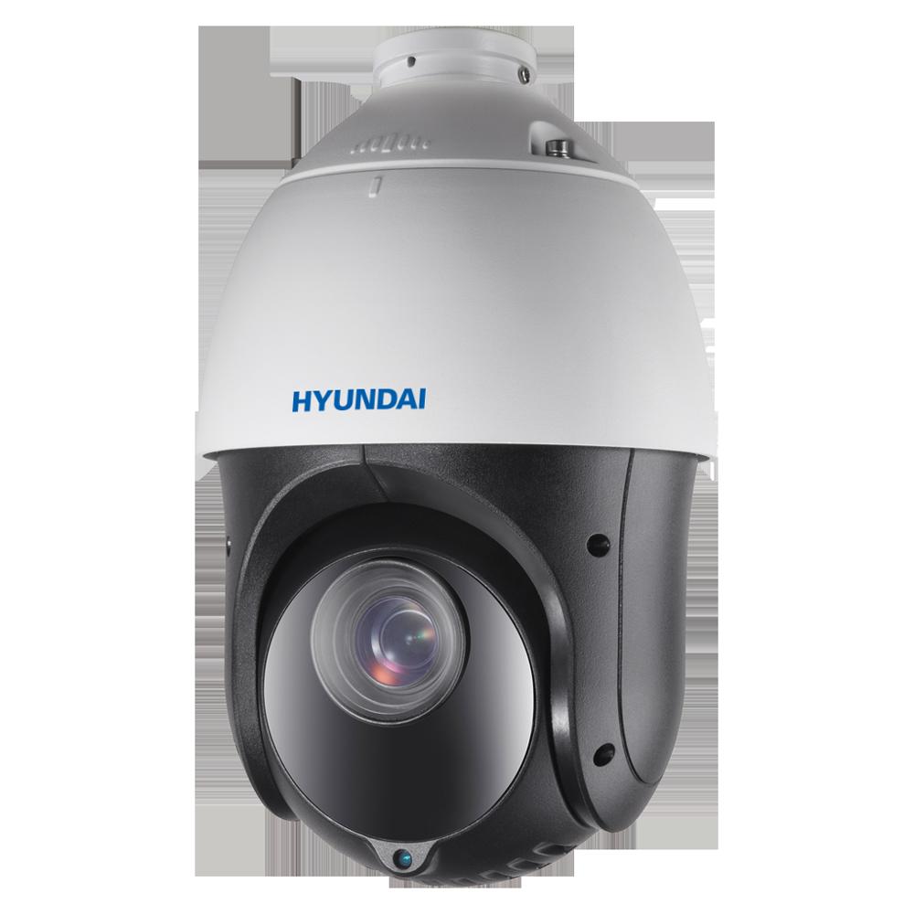 HYU-428N | Domo motorizado IP de 80°/seg. con Smart IR de 100 m, para exterior