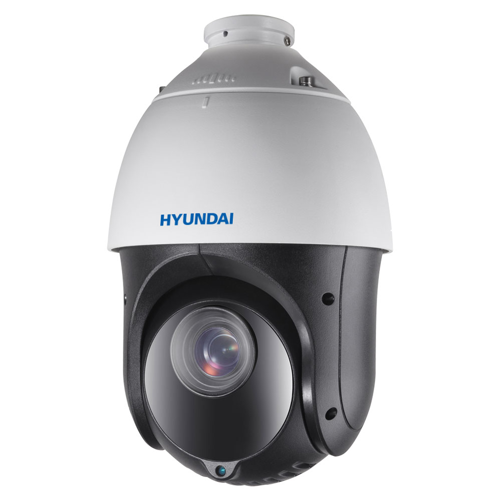 HYU-430N | 4 in 1 motorized dome of 80°/sec. with IR illumination of 100 m, for outdoors