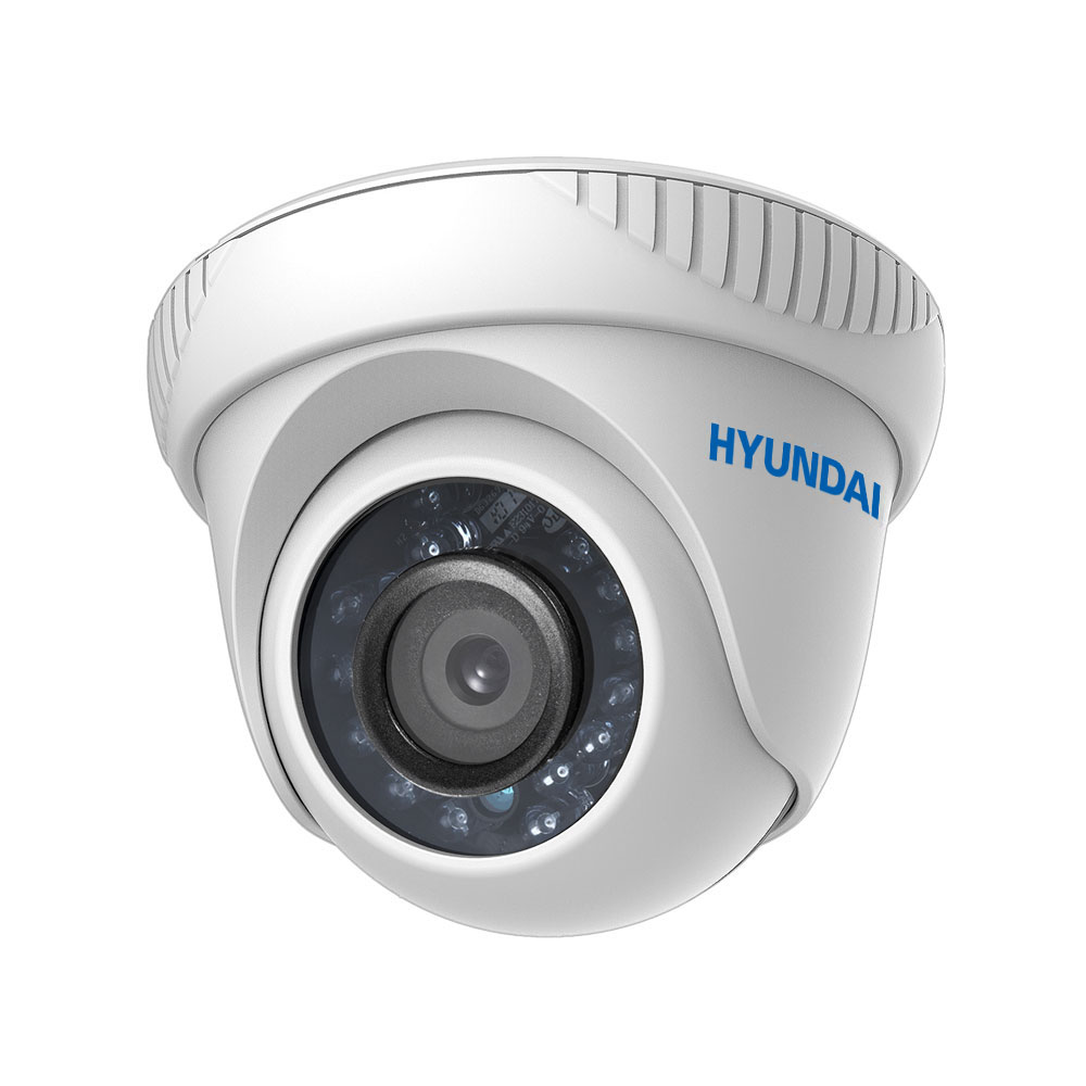 HYU-502 | 4 in 1 dome PRO series with Smart IR of 20 m for outdoors
