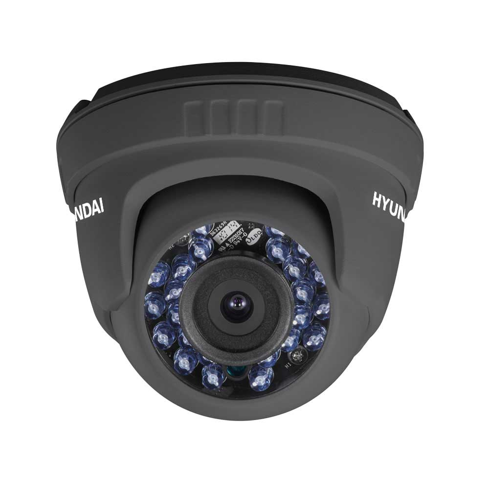 HYU-504 | 4 in 1 dome PRO series with Smart IR of 20 m, for outdoors