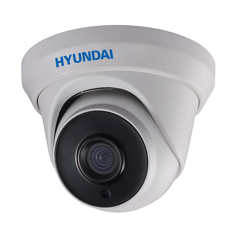 HYU-507 | HDTVI dome PRO series with Smart IR of 40 m for outdoors