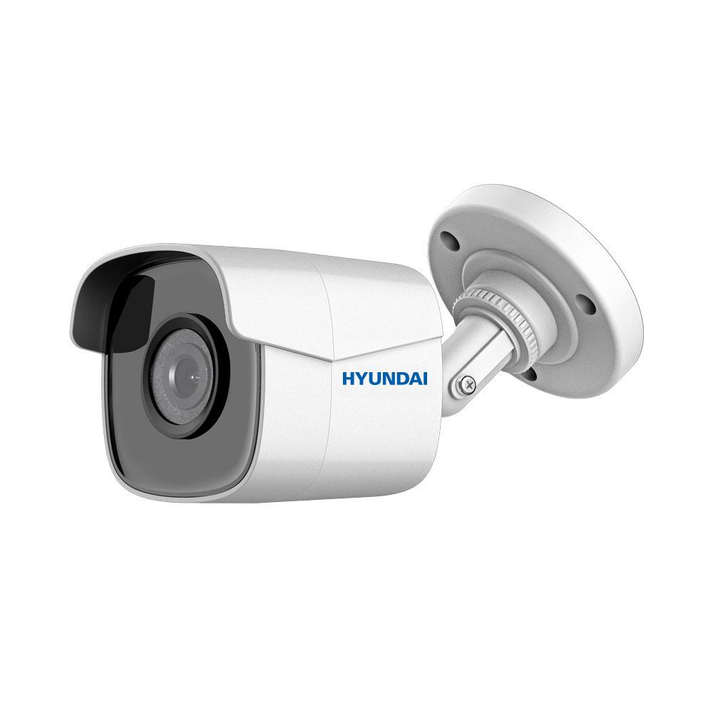 HYU-510 | Cámara bullet 4 en 1 serie LITE con iluminación Smart IR de 20 m para exterior