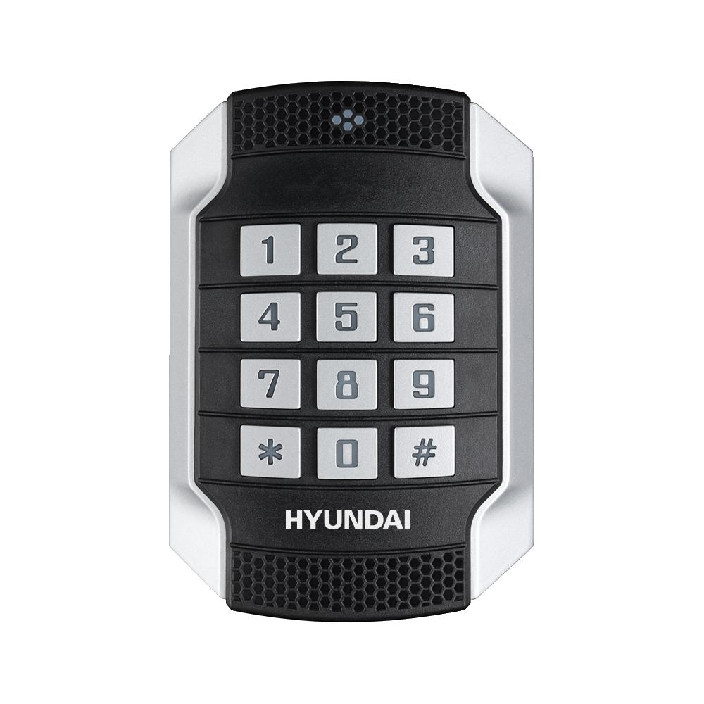 HYU-644 | Mifare 13,56 MHz card reader, IK10 vandal protection