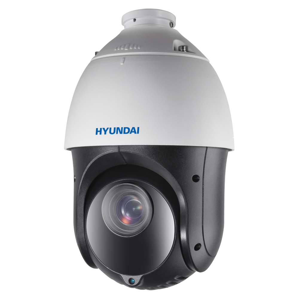 HYU-689 | 4 in 1 PTZ of 80°/sec. with IR illumination of 100 m, for outdoors