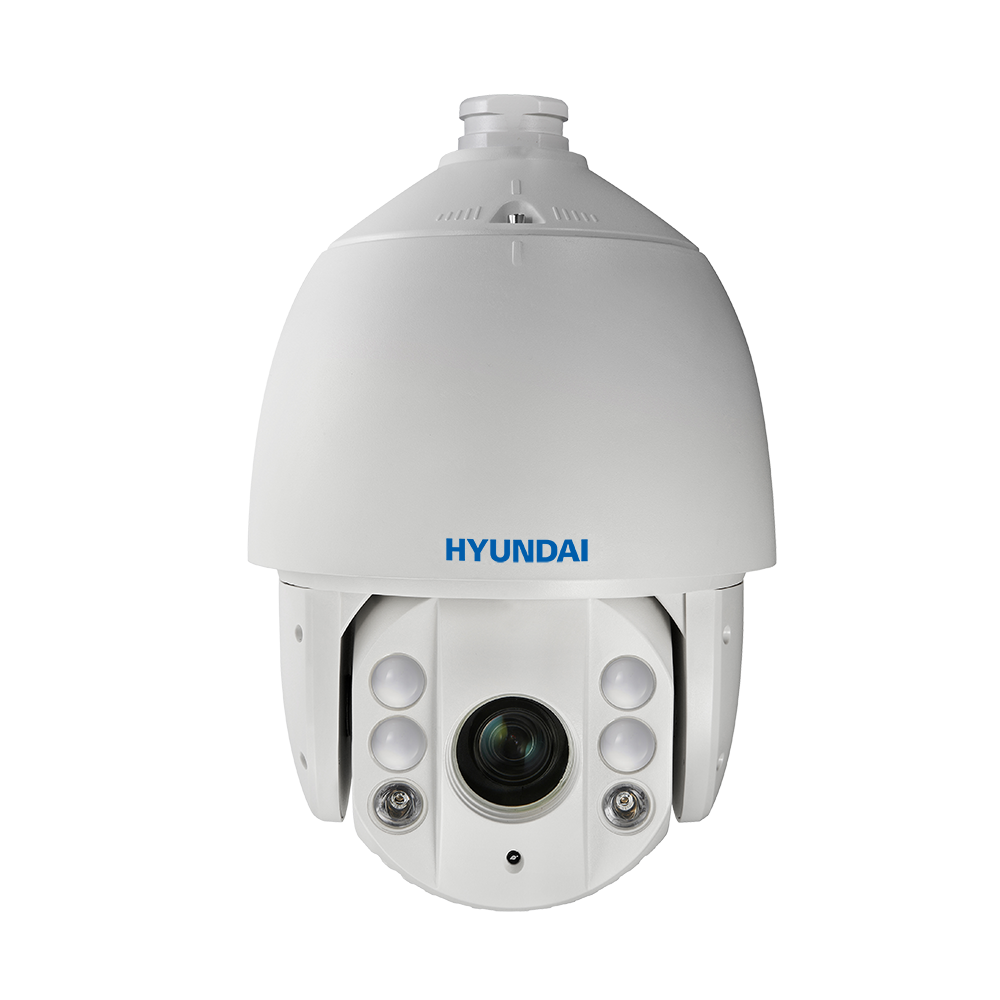 HYU-692 | 4 in 1 PTZ of 160°/sec. with IR illumination of 150 m, for outdoors