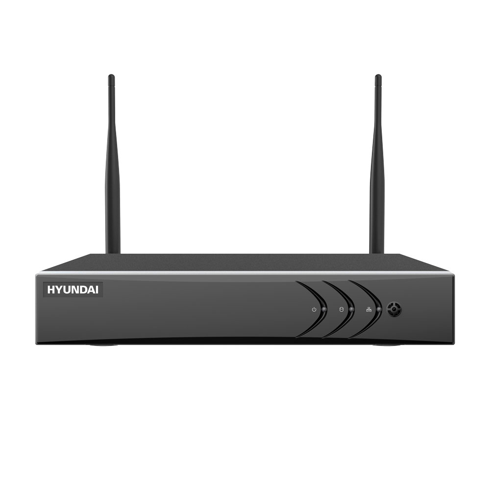 HYU-708 | 8-channel WiFi IP NVR