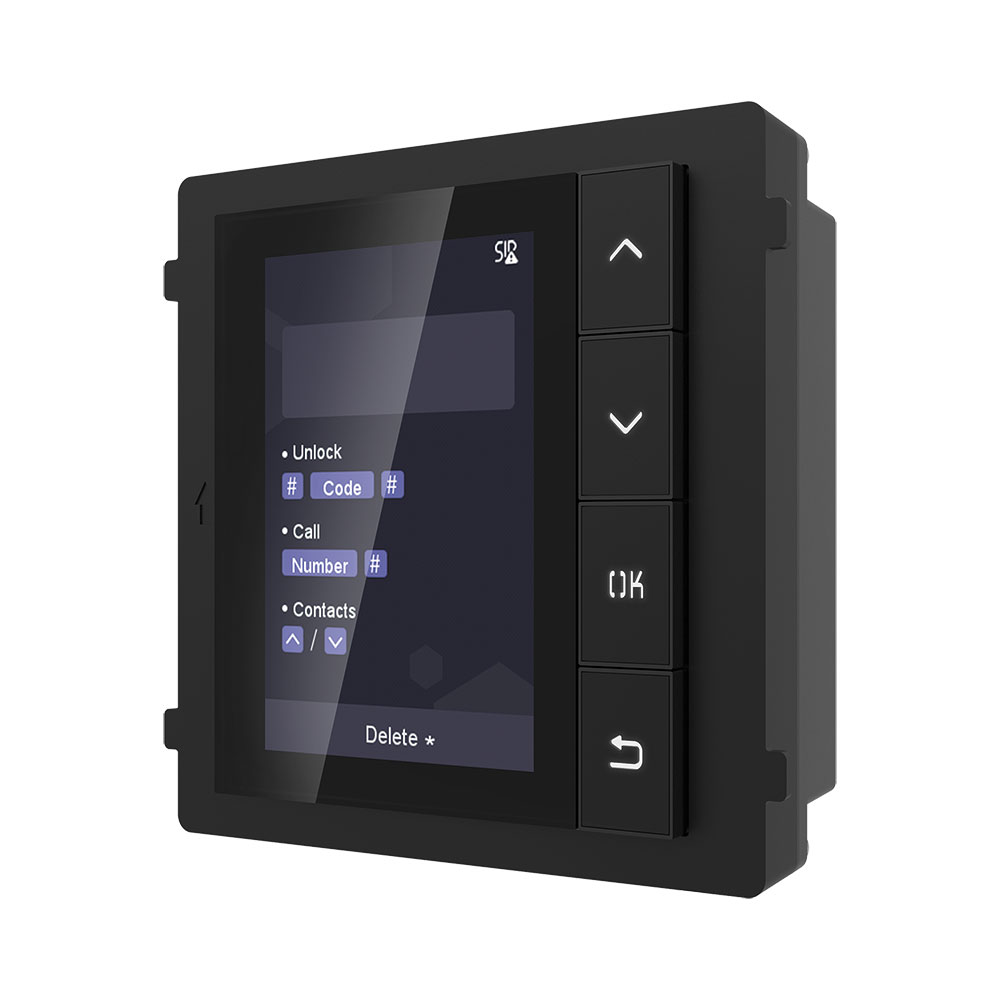 HYU-710 | HYUNDAI NEXTGEN display module for video intercom system