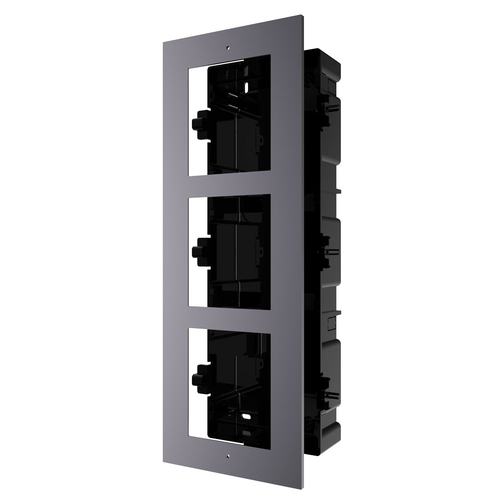 HYU-722 | HYUNDAI NEXTGEN framework for installing 3 built-in video door entry system modules.