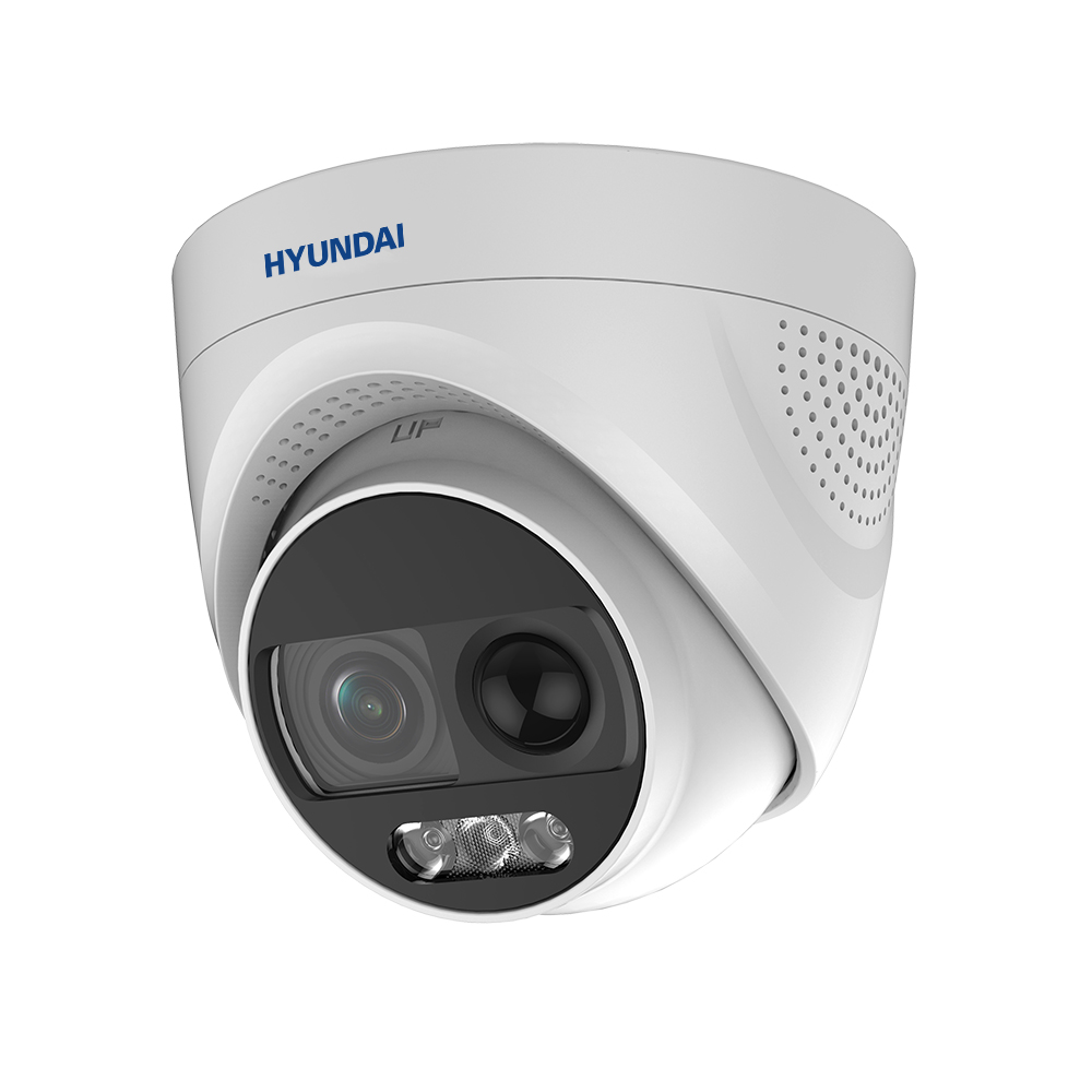 HYU-777 | 4-in-1 HYUNDAI NEXT GEN dome PRO series with Smart IR of 20 m for outdoors