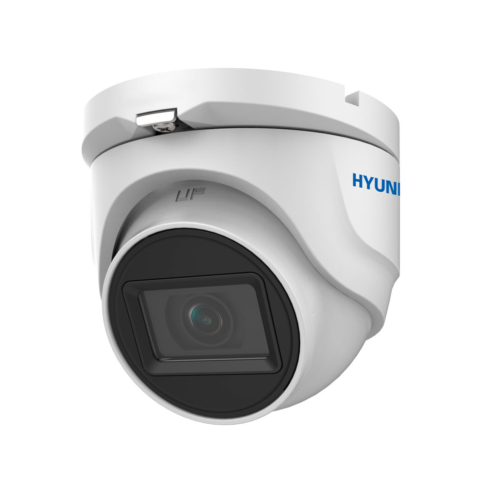 HYU-813 | 4 in 1 fixed dome HYUNDAI NEXT GEN PRO series with 30m Smart IR for outdoor