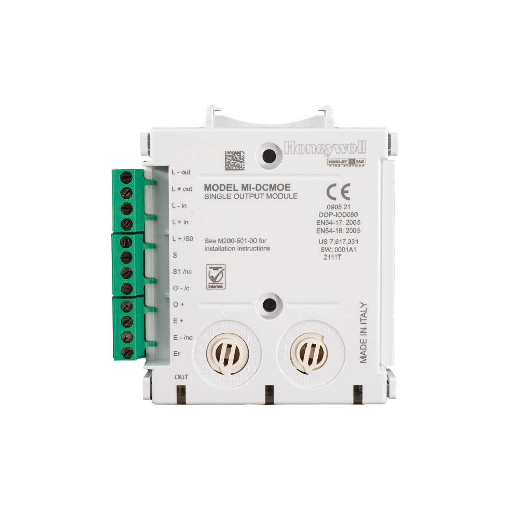 MORLEY-38   Module with 2 inputs and 1 output