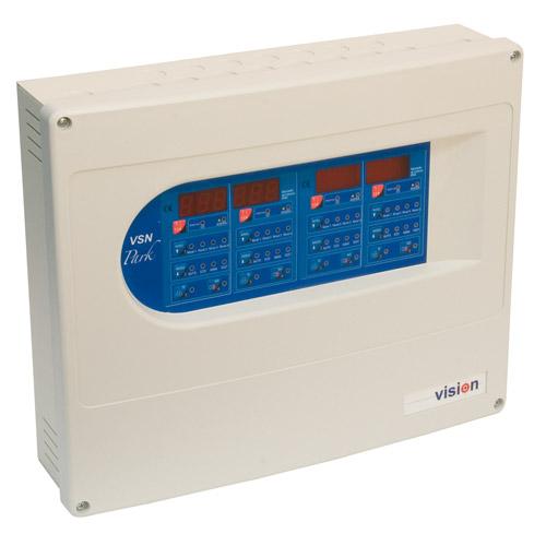 MORLEY-83 | VSN-PARK2 Central CO 2/4 zonas