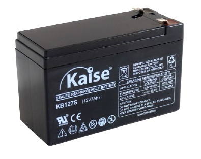 MORLEY-90 | PS-1207M Batería 12 V