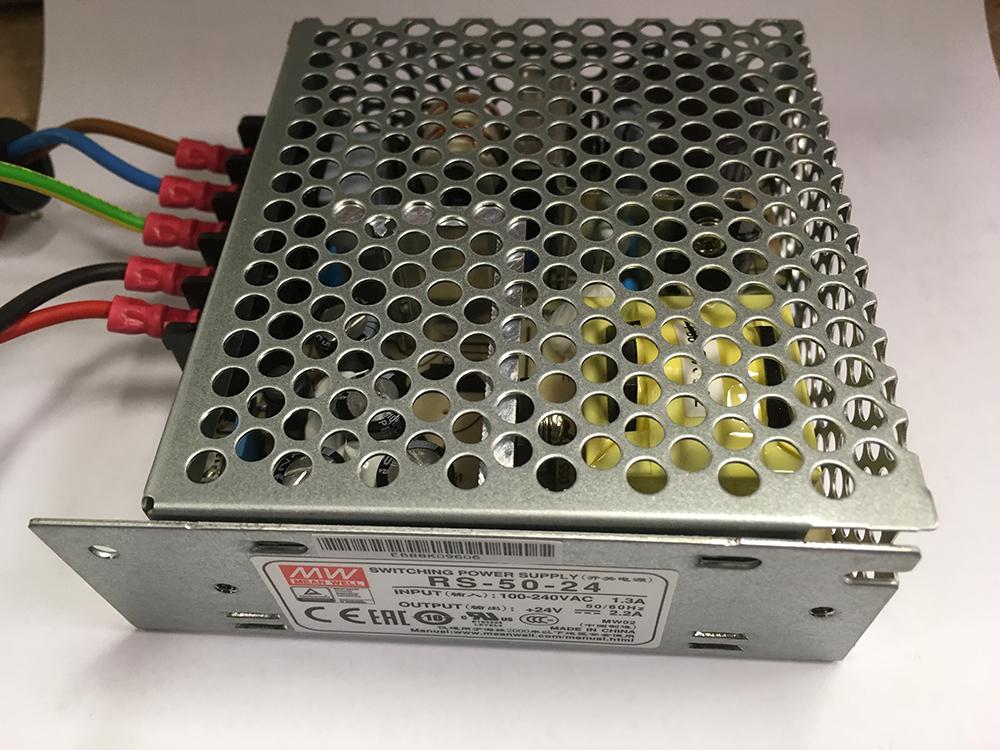MORLEY-96 | Módulo de Fuente de alimentación de centrales DXc1