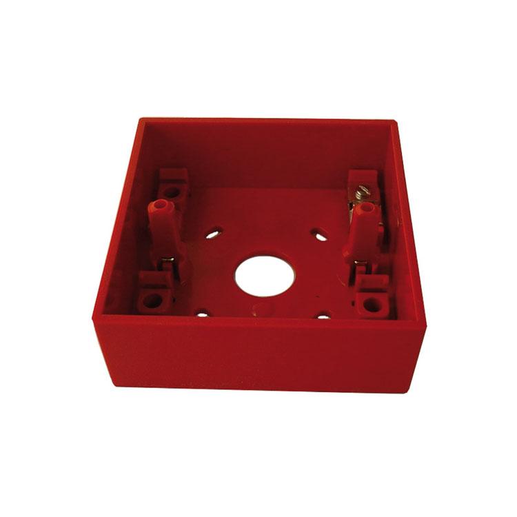 NOTIFIER-105 | Caja para montaje en superficie para los pulsadores de alarma KAC.