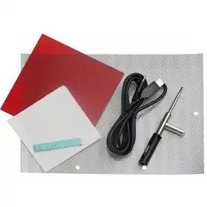 NOTIFIER-200 | Kit instalación OSID con herramienta laser, cable de diagnóstico y filtro de prueba.
