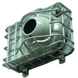 NOTIFIER-202 | Rejilla metálica de protección para Emisor/Receptor OSID.