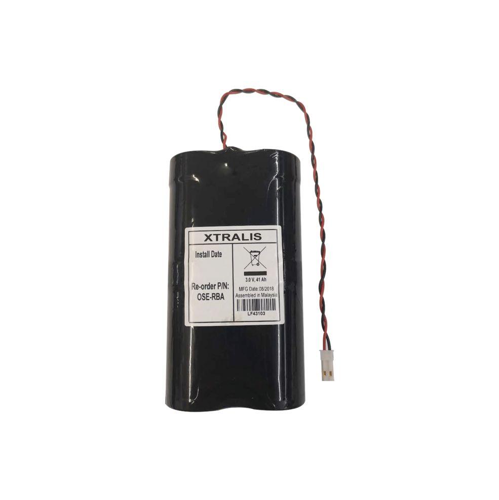 NOTIFIER-208 | Batería alcalina de recambio para Emisor OSID con batería.