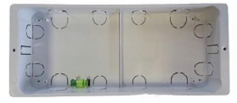 NOTIFIER-240 | Caja empotrada para PAN1-PLUS.