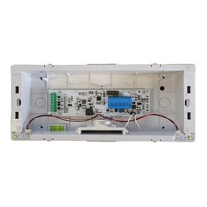 NOTIFIER-241 | Chasis con tarjeta electrónica convencional.