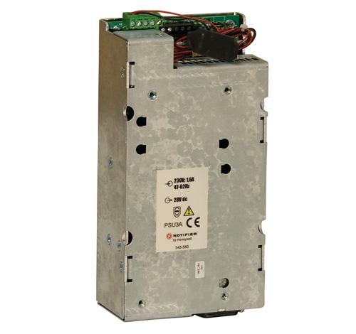 NOTIFIER-25   Fuente de alimentación de 3A para el sistema ID3000.