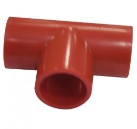 NOTIFIER-319 | Pack of 10 fireproof T-forks for sampling pipes
