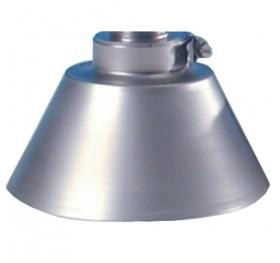 NOTIFIER-529 | SL517Cono colector para detectores de gas de tipo 2