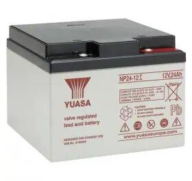 NOTIFIER-535 | PS-1224 12V battery capacity 24Ah