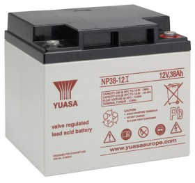 NOTIFIER-536 | PS-1238 12V battery capacity 38Ah