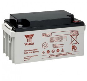 NOTIFIER-537 | PS-1265 12V battery capacity 65Ah