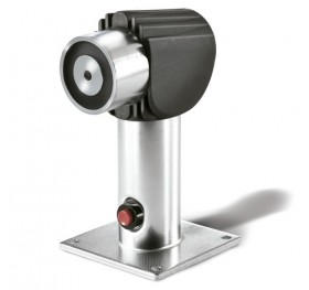 NOTIFIER-539 | Wall retainer 960122 of 400N, with folding support at 90º (150mm) for floor or 180º (175mm) for wall
