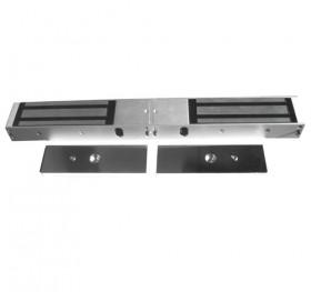 NOTIFIER-549 | RPS-1395 Double-leaf surface mount electromagnet, 2 x 500 Kg / 9800 N