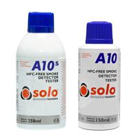 NOTIFIER-587 | SOLO-A10 Aerosol de gas ecológico y no inflamable para detectores de humo