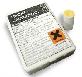 NOTIFIER-590 | CLAS-009 Generador de humo 65s