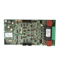 NOTIFIER-6   Expansion Card of 2 Analog Loops with 750ma Power per Loop for the Am-8200