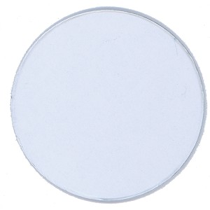 NOTIFIER-618 | Replacement glass for button AC-1460R