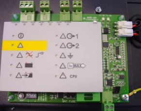 NOTIFIER-621 | Motherboard Card Power Supply HLSPS25 PSU.