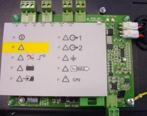 NOTIFIER-621 | V400531 Placa base FA HLSPS25