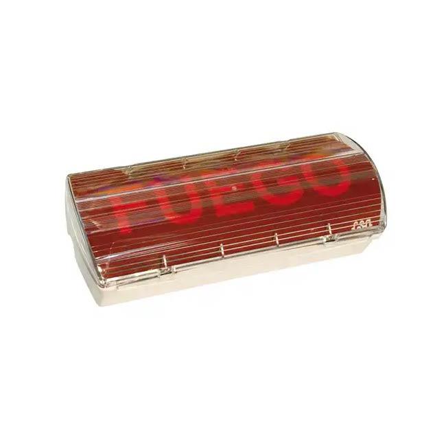 NOTIFIER-625 | Letrero luminoso con LEDS