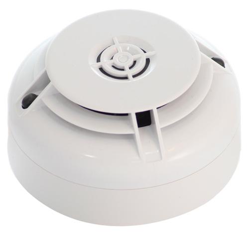 NOTIFIER-71 | Detector Optico De Humo Con Aislador Incorporado, Color Blanco.