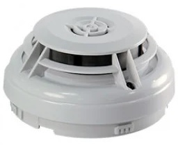 NOTIFIER-76 | Optical smoke detector with extremely high sensitivity optical camera (VIEW), white