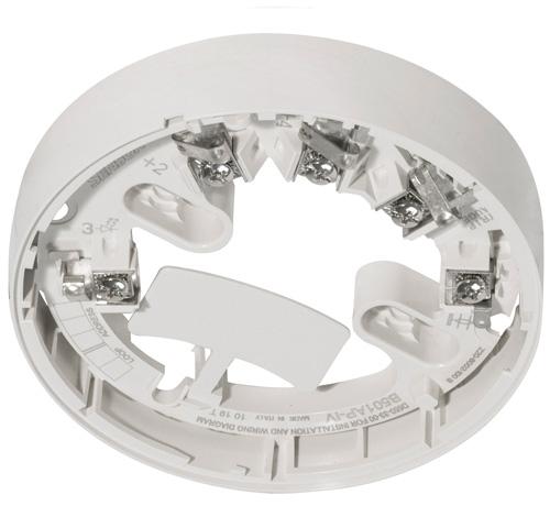 NOTIFIER-77 | Base Blanca Estandar De Superficie Para Detectores De La Serie Nfx.