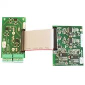 NOTIFIER-9   AM82-2S2C RS485 communication card for LCD-8200 remote repeaters.