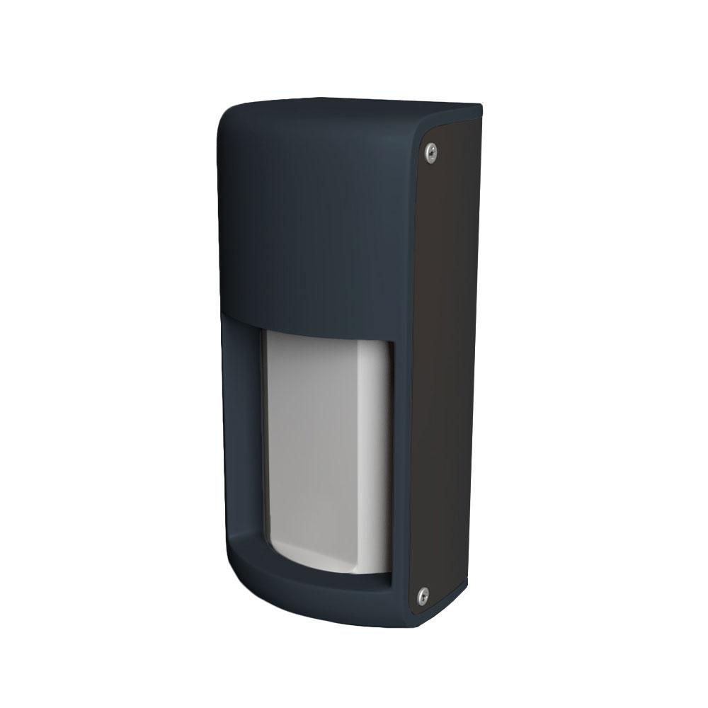 OPTEX-154 | Sensor de detección de vehículos de doble tecnología diseñado para ser utilizado en conjunto con una puerta automática, barrera o puerta industrial.