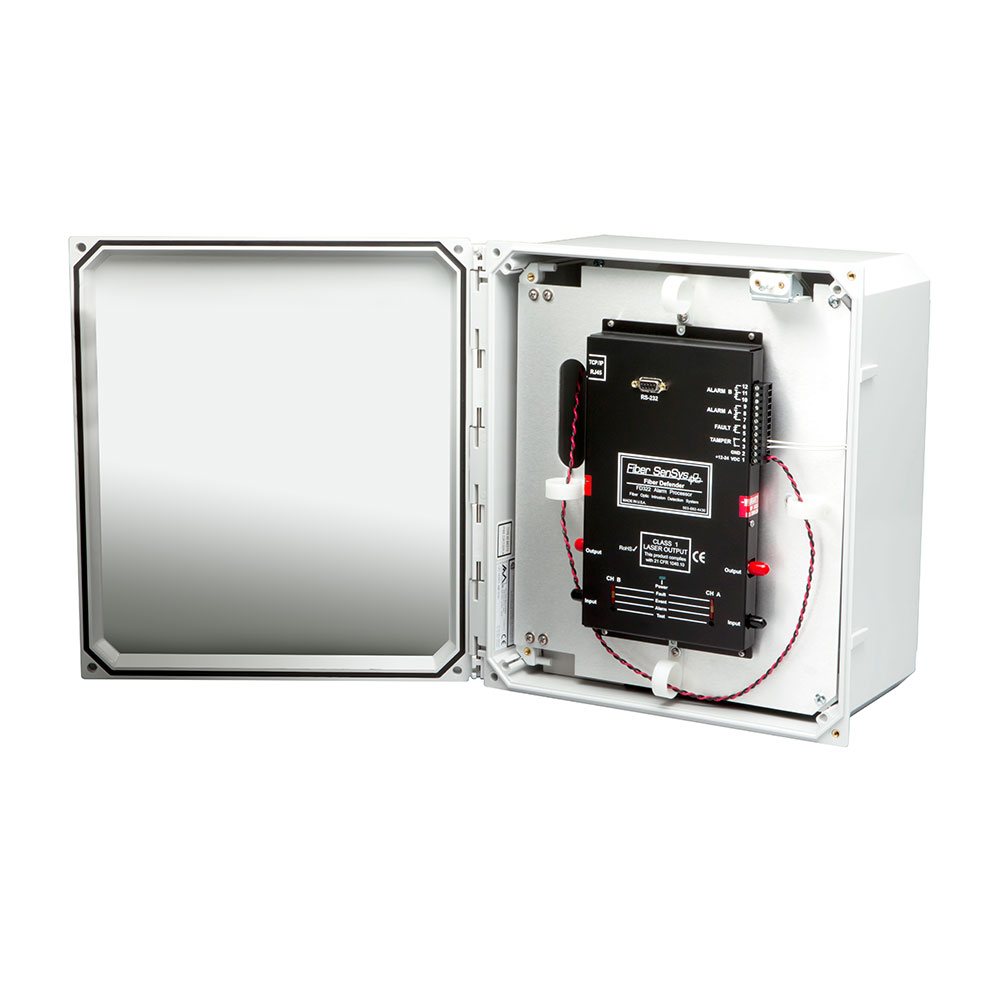 OPTEX-178   Kit de protección perimetral por fibra óptica Rapid Fiber