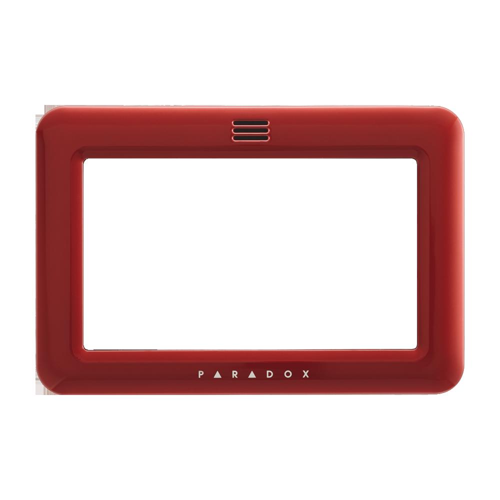 PAR-145 | Red frame for PAR-29L (TM50-WH+SOL) keyboard