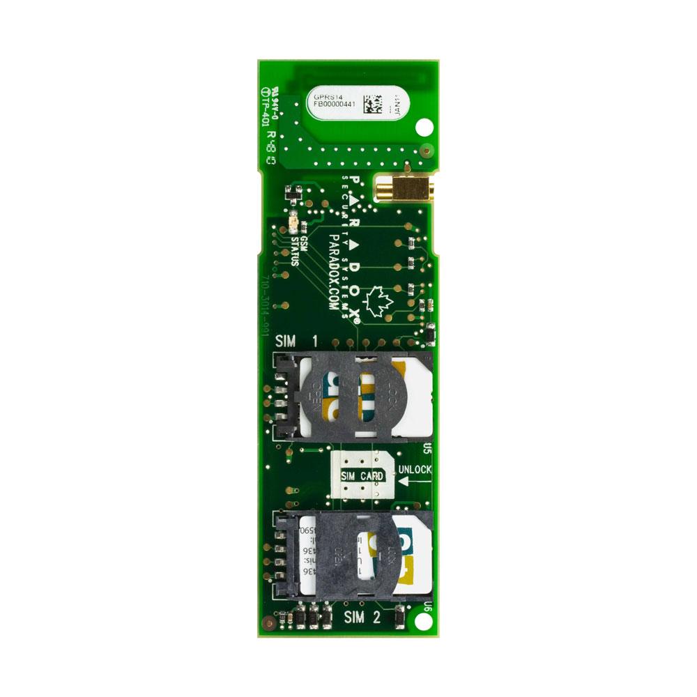 PAR-158 | Módulo de comunicación GPRS/GSM/SMS para la central PAR-40N