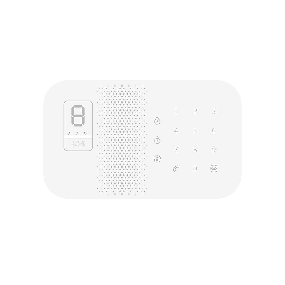 QAR-362 | Centrale WIZARD di allarme domestica