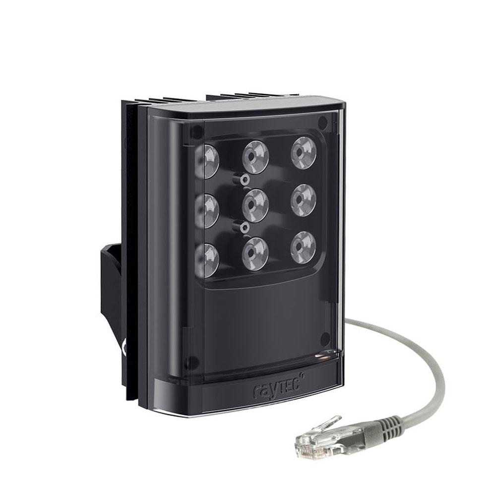 RAYTEC-45 | Foco de iluminación infrarroja IP de medio alcance VARIO2 POE