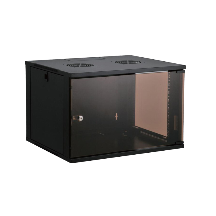 SAM-4453 | 6U wall rack cabinet and 45 cm depth